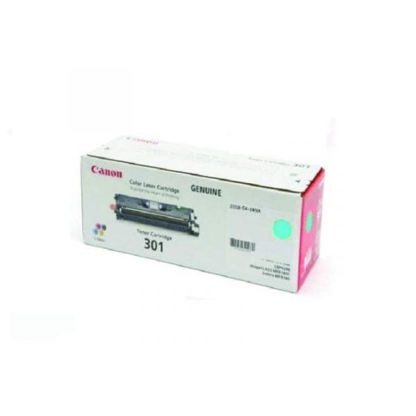 CANON - Cartridge 301 Cyan for LBP5200 [EP301C]