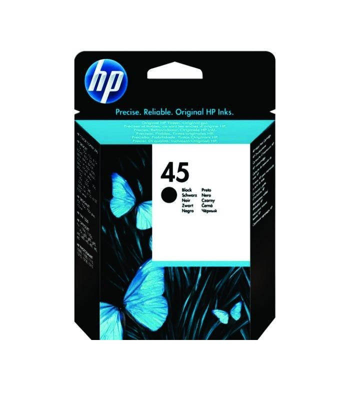 HP - 45A Black Ink Cartridge [51645AA]