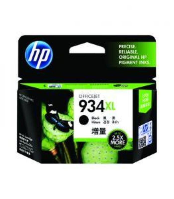 HP - 934XL Black Ink Cartridge [C2P23AA]