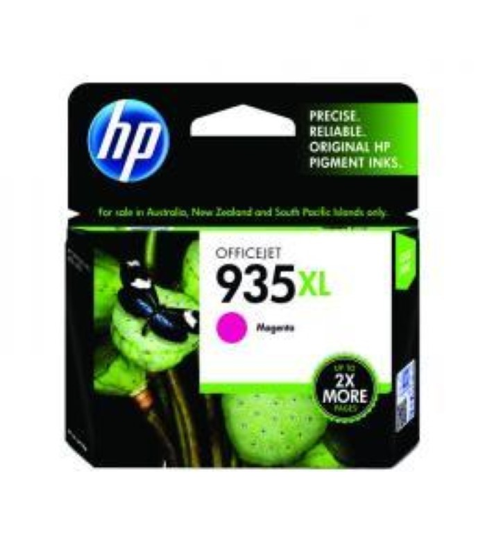 HP - 935XL Magenta Ink Cartridge [C2P25AA]