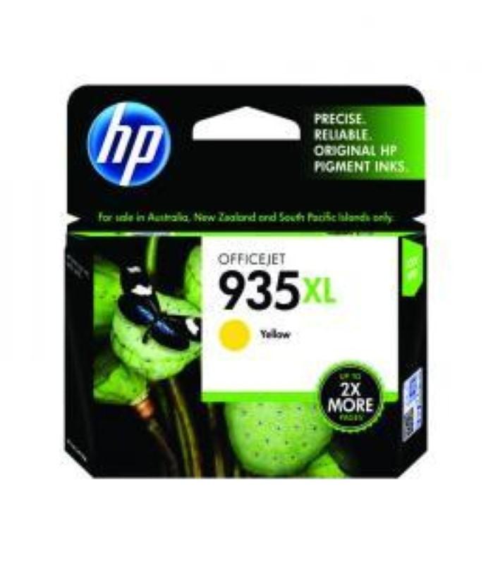 HP - 935XL Yellow Ink Cartridge [C2P26AA]
