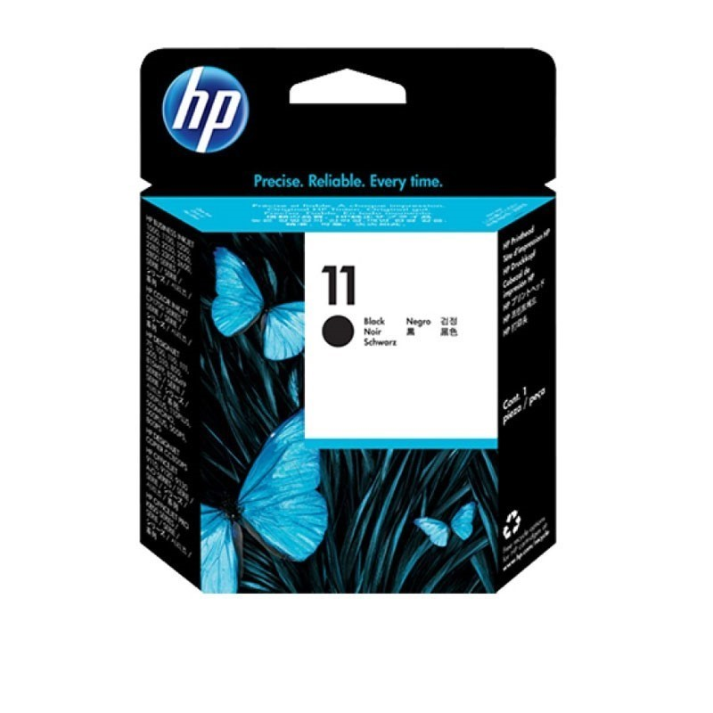 HP - No 11 Black Printhead [C4810A]