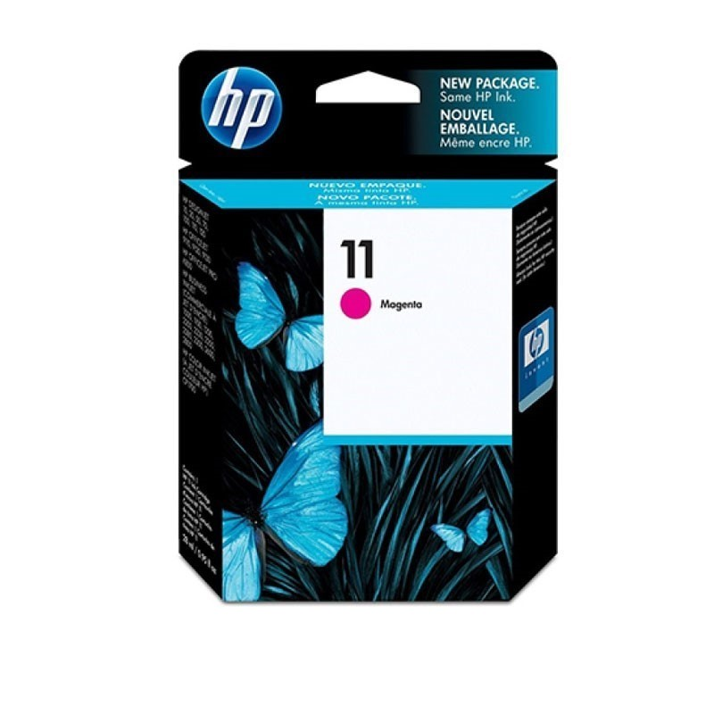 HP - No 11 Magenta Printhead [C4812A]