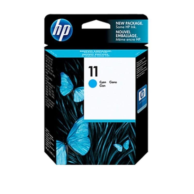 HP - No 11 Cyan Ink Cartridge [C4836A]