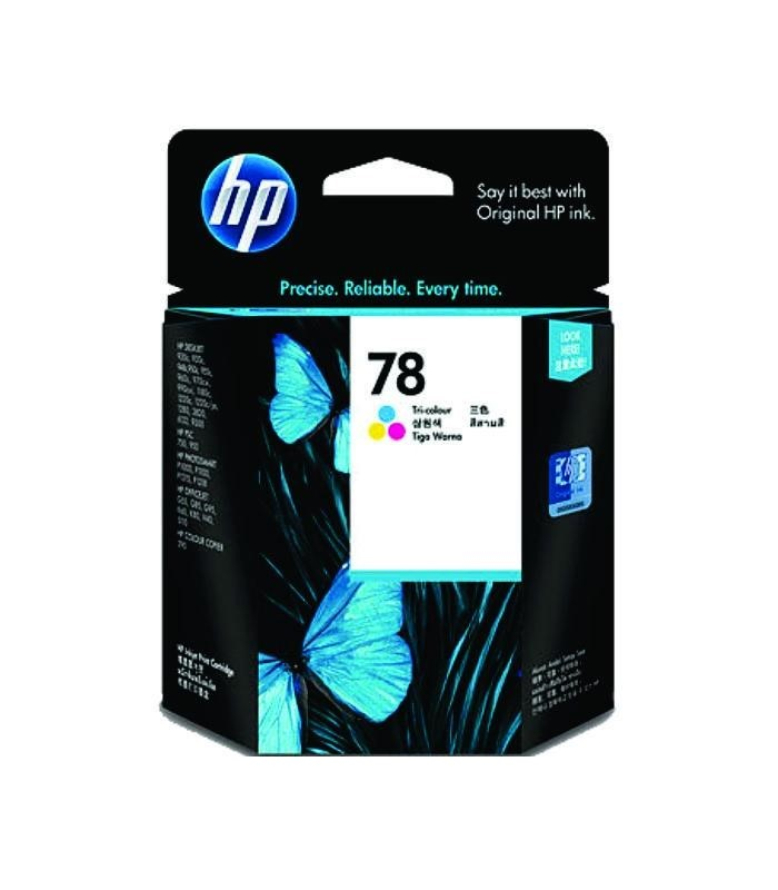 HP - 78 Color Ink Cartridge [C6578DA]
