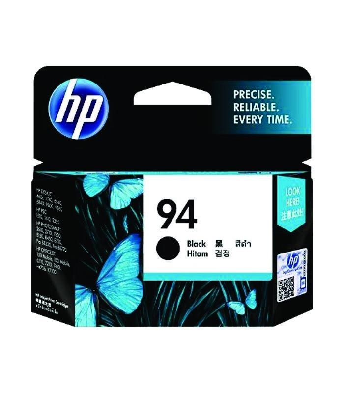 HP - 94 AP Black Print Cartridge [C8765WA]