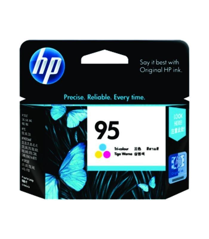 HP - 95 AP Tricolor Print Cartridge [C8766WA]