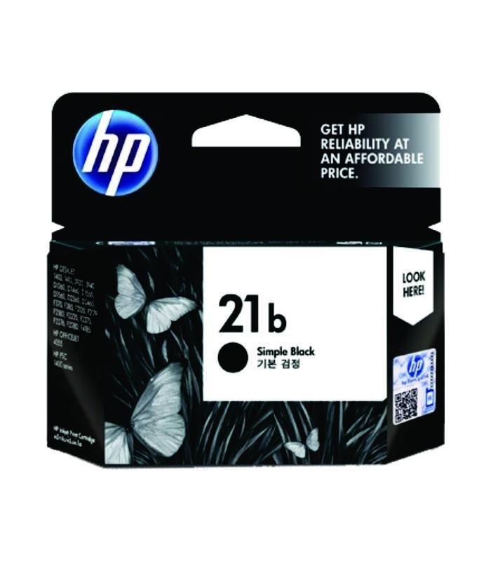 HP - 21b Black Ink Cartridge [C9351BA]