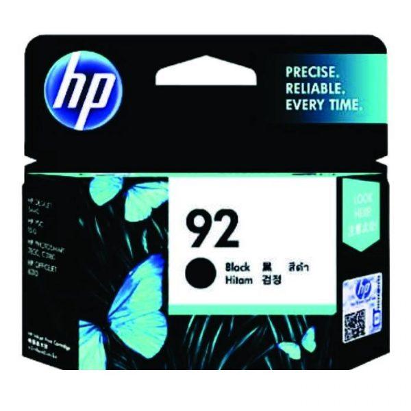 HP - 92 AP Black Inkjet Cartridge [C9362WA]
