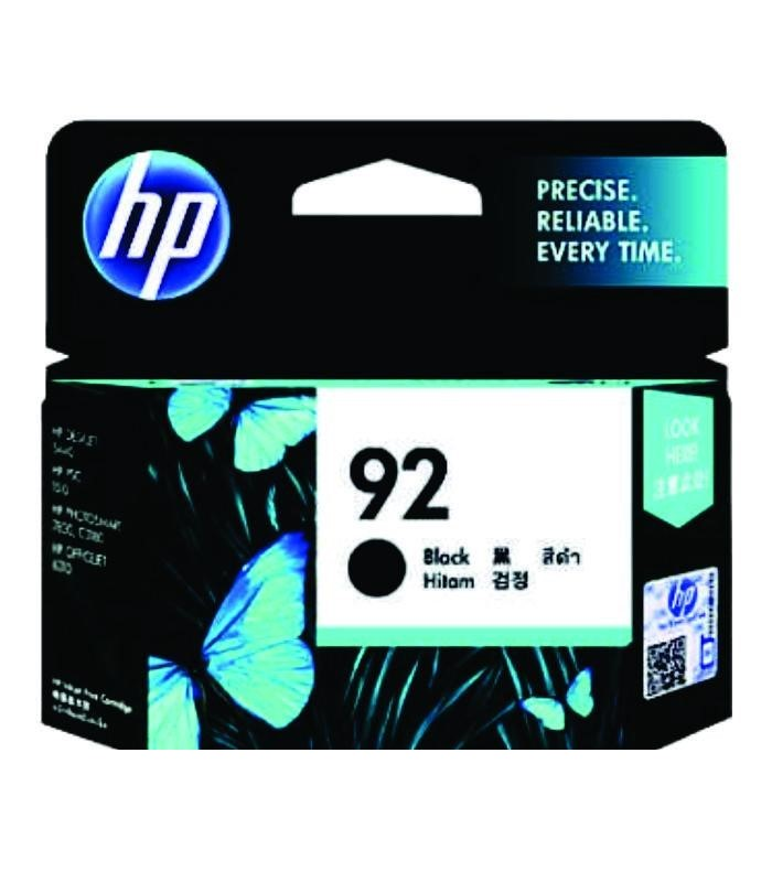 HP - 92 AP Black Inkjet Cartridge [C9362WA]