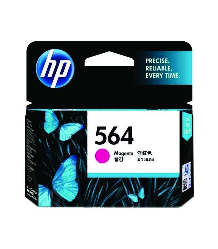 HP - 564 Magenta Ink Cartridge [CB319WA]