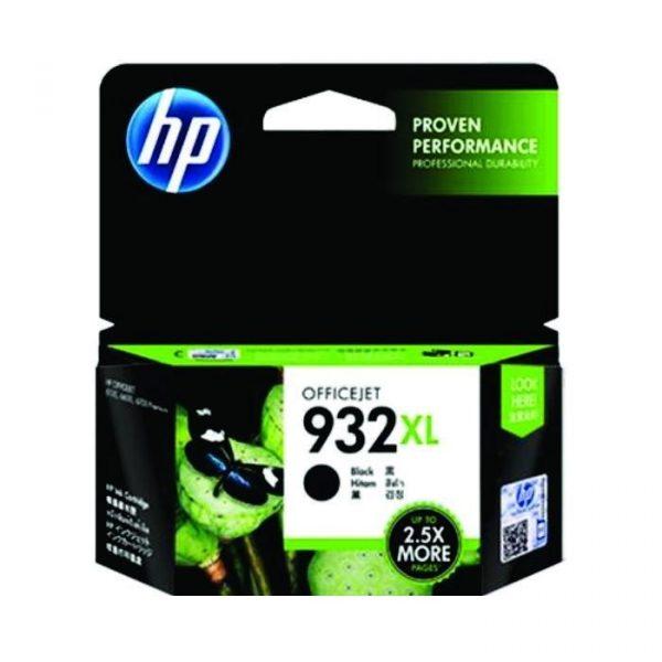 HP - 932XL Black Officejet Ink Cartridge [CN053AA]