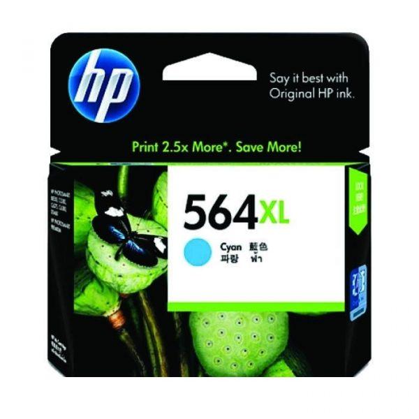 HP - 564XL Black Ink Cartridge [CN684WA]