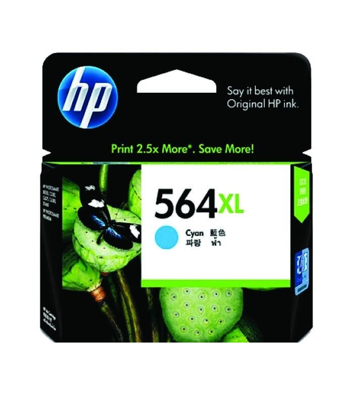 HP - 564XL Black Ink Cartridge [CN684WA]
